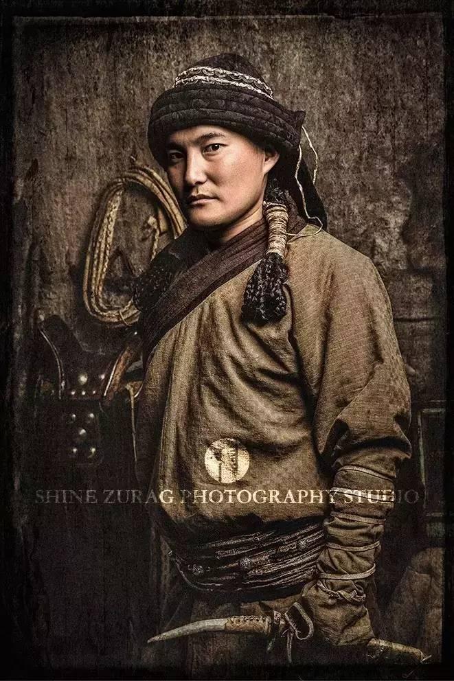 摄影|Shine Zurag民族摄影客照 第15张