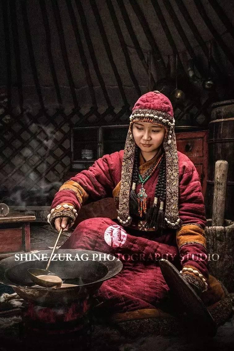 摄影|Shine Zurag民族摄影客照 第17张