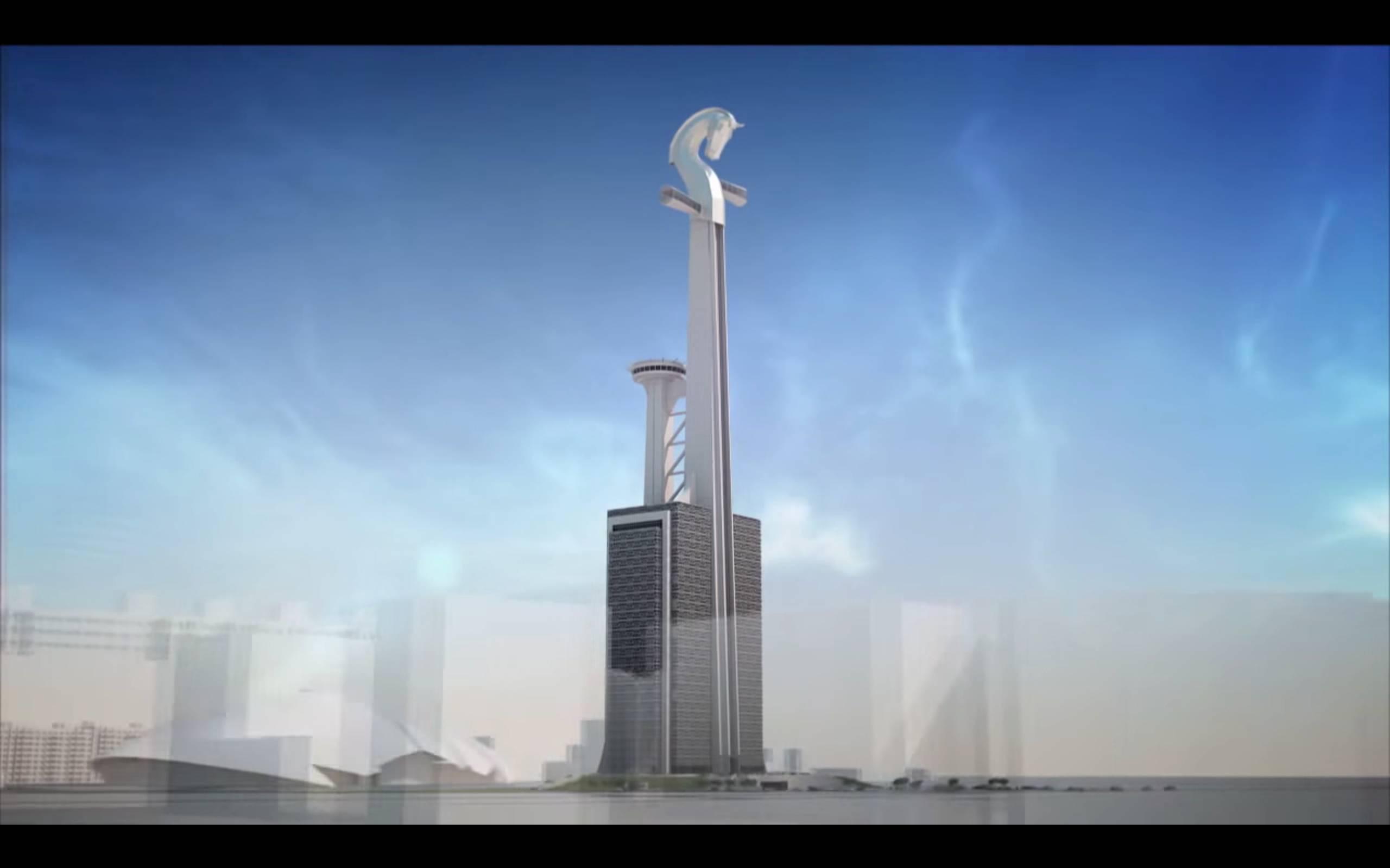 Morin Khuur Tower(马头琴塔)品牌形象手册 第3张