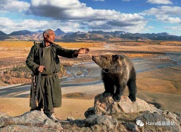 摄影集 | 蒙古察坦驯鹿族影像 · Hamid Sardar 第1张