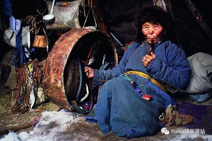 摄影集 | 蒙古察坦驯鹿族影像 · Hamid Sardar 第11张