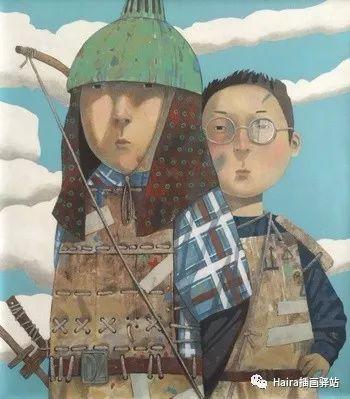 画作欣赏|卓利多·德尔吉耶夫—突破传统的卓越画家 第1张