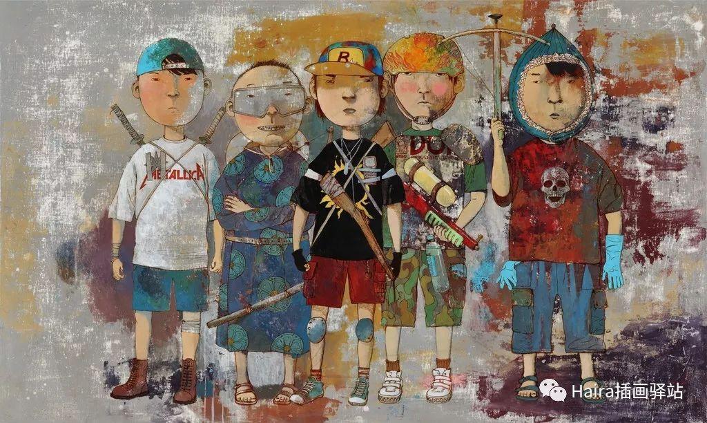 画作欣赏|卓利多·德尔吉耶夫—突破传统的卓越画家 第4张