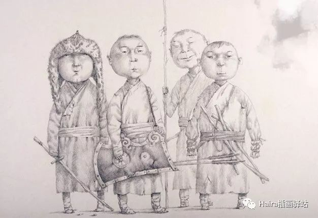 画作欣赏|卓利多·德尔吉耶夫—突破传统的卓越画家 第3张