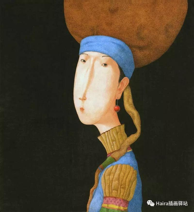画作欣赏|卓利多·德尔吉耶夫—突破传统的卓越画家 第9张
