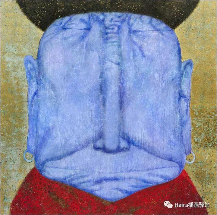 画作欣赏|卓利多·德尔吉耶夫—突破传统的卓越画家 第16张