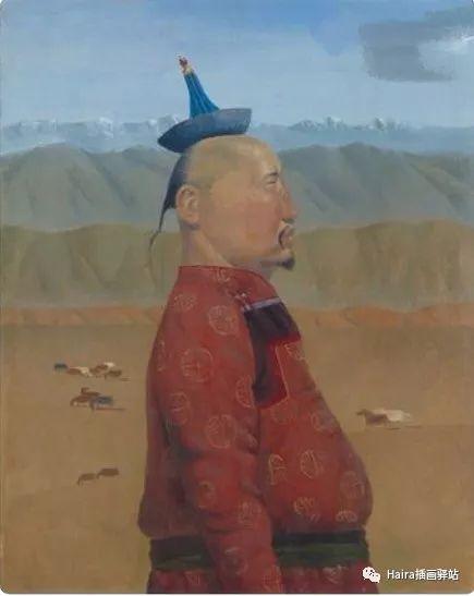 画作欣赏|卓利多·德尔吉耶夫—突破传统的卓越画家 第17张
