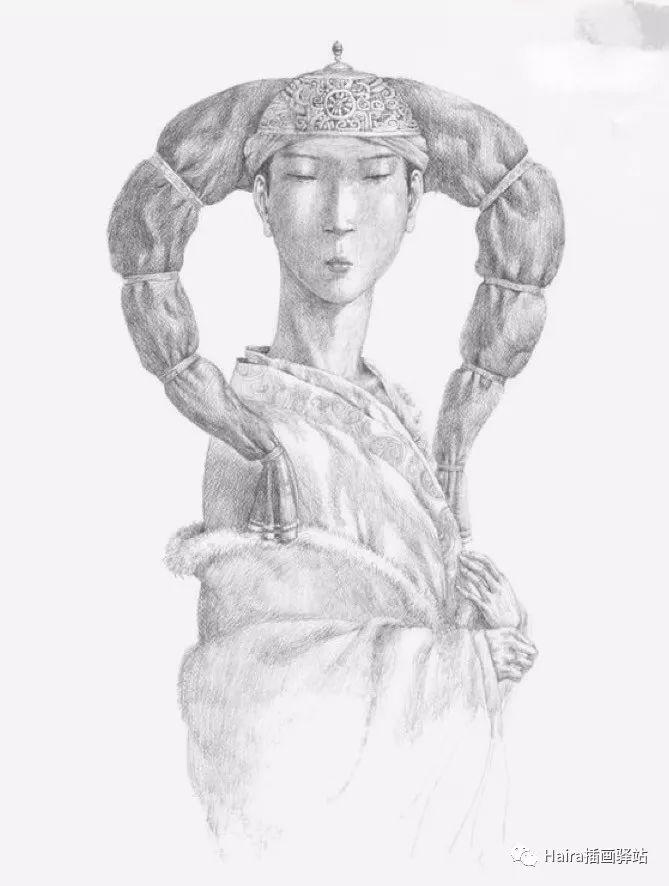 画作欣赏|卓利多·德尔吉耶夫—突破传统的卓越画家 第21张