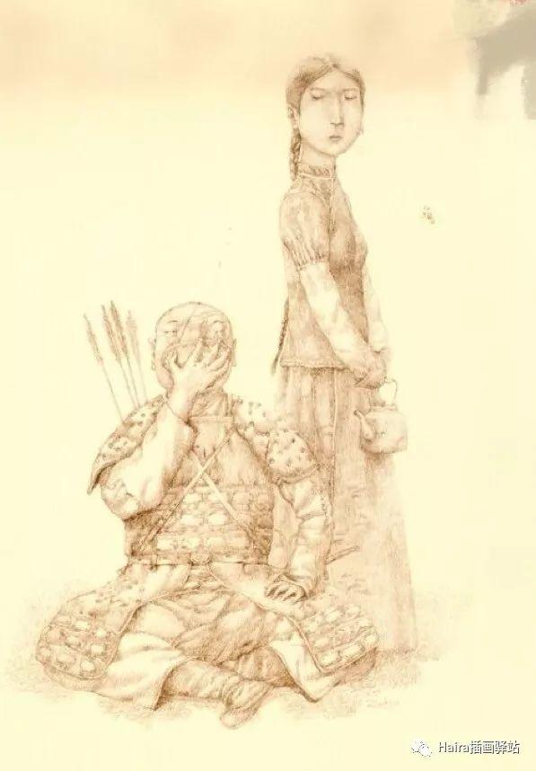 画作欣赏|卓利多·德尔吉耶夫—突破传统的卓越画家 第23张