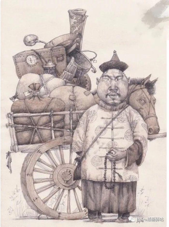 画作欣赏|卓利多·德尔吉耶夫—突破传统的卓越画家 第26张