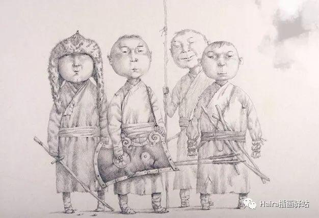 画作欣赏|卓利多·德尔吉耶夫—突破传统的卓越画家 第25张