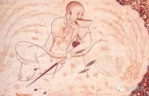 世界通史性巨著《史集》中的蒙古人(插图) 第1张