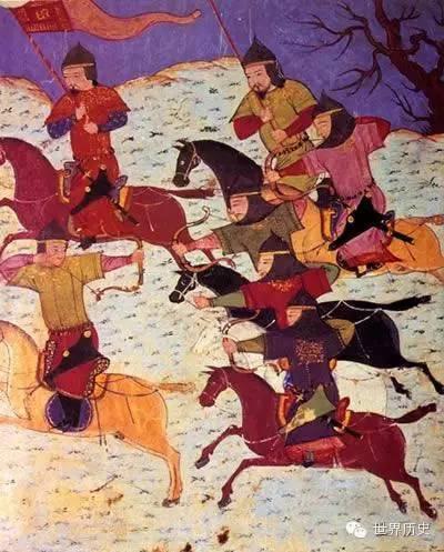 世界通史性巨著《史集》中的蒙古人(插图) 第3张