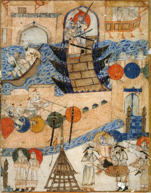 世界通史性巨著《史集》中的蒙古人(插图) 第5张