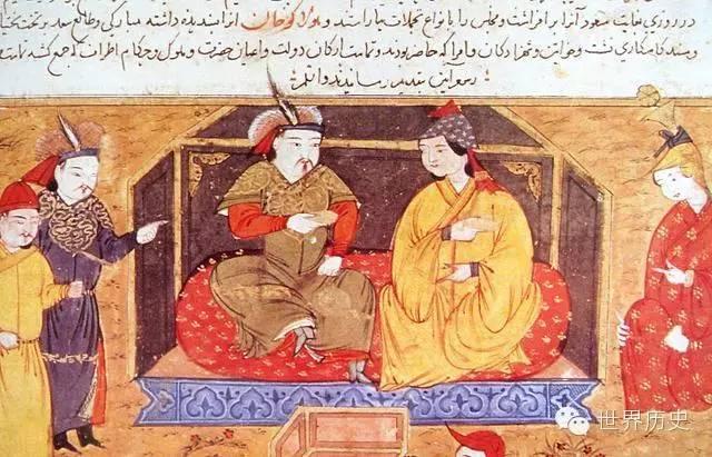 世界通史性巨著《史集》中的蒙古人(插图) 第8张