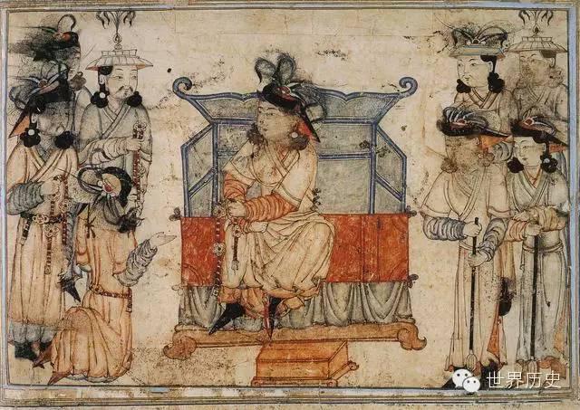 世界通史性巨著《史集》中的蒙古人(插图) 第10张