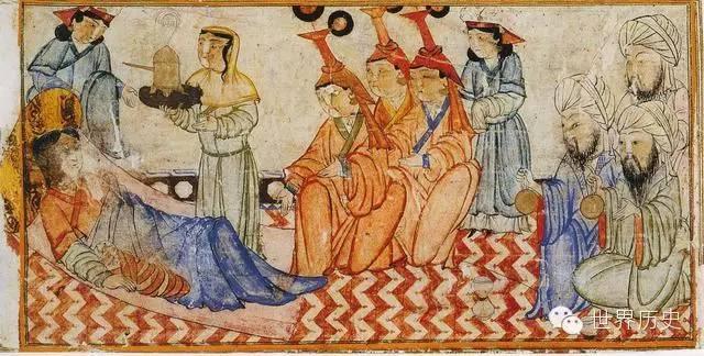 世界通史性巨著《史集》中的蒙古人(插图) 第9张