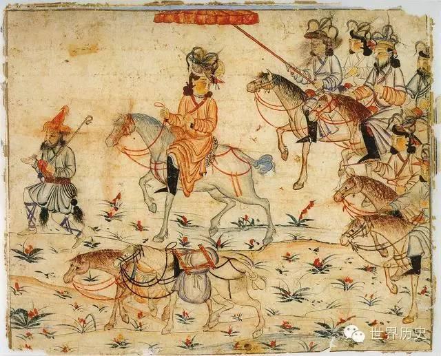 世界通史性巨著《史集》中的蒙古人(插图) 第14张