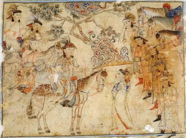 世界通史性巨著《史集》中的蒙古人(插图) 第13张