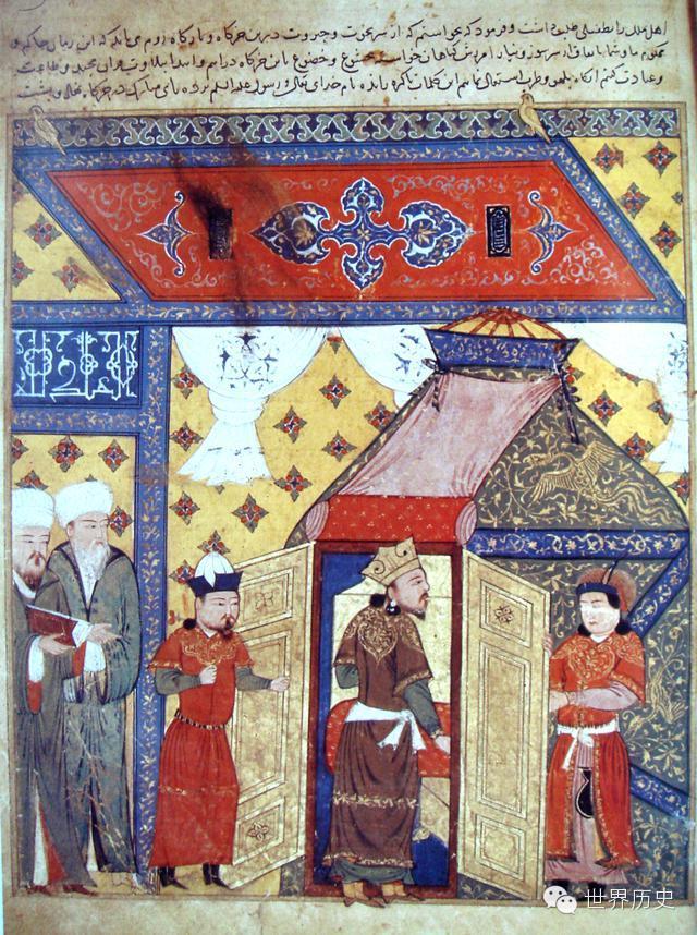 世界通史性巨著《史集》中的蒙古人(插图) 第12张
