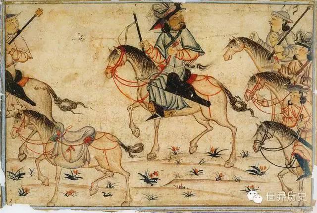 世界通史性巨著《史集》中的蒙古人(插图) 第15张