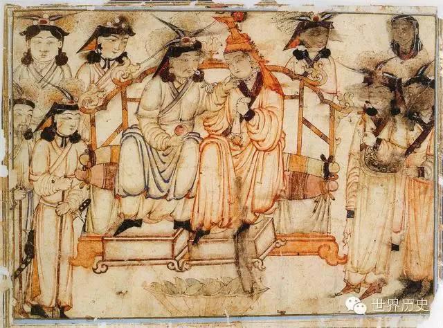 世界通史性巨著《史集》中的蒙古人(插图) 第16张