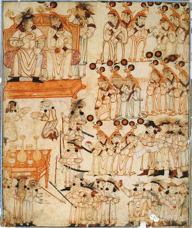 世界通史性巨著《史集》中的蒙古人(插图) 第22张