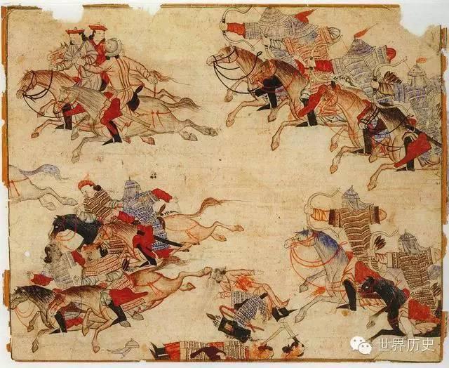 世界通史性巨著《史集》中的蒙古人(插图) 第24张