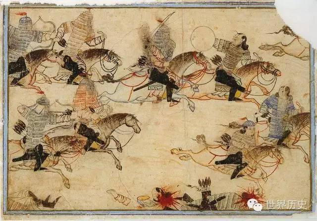 世界通史性巨著《史集》中的蒙古人(插图) 第25张
