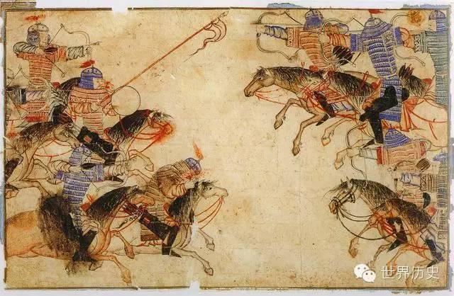 世界通史性巨著《史集》中的蒙古人(插图) 第23张