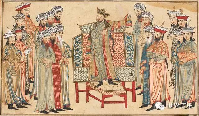 世界通史性巨著《史集》中的蒙古人(插图) 第26张