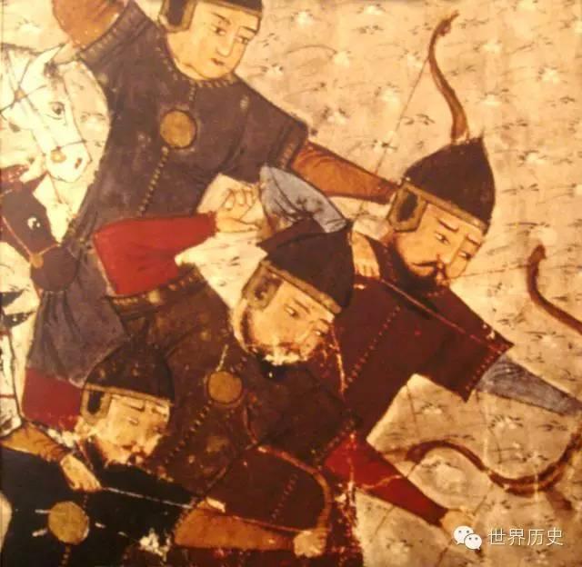 世界通史性巨著《史集》中的蒙古人(插图) 第30张