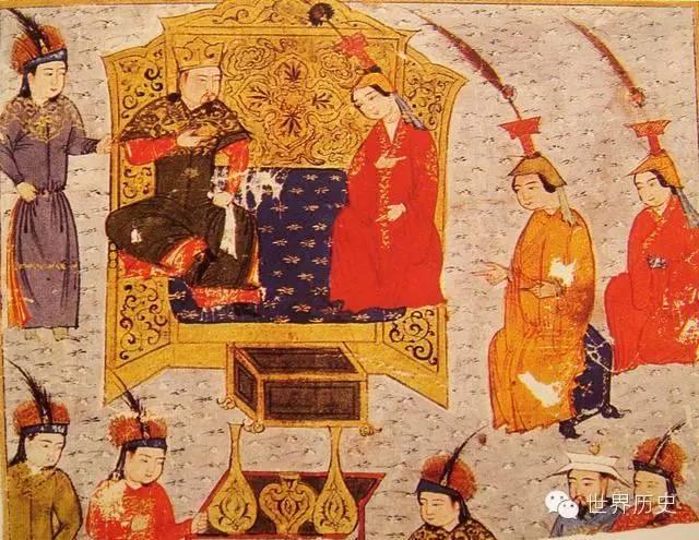 世界通史性巨著《史集》中的蒙古人(插图) 第29张