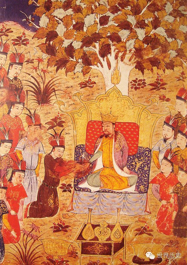 世界通史性巨著《史集》中的蒙古人(插图) 第31张