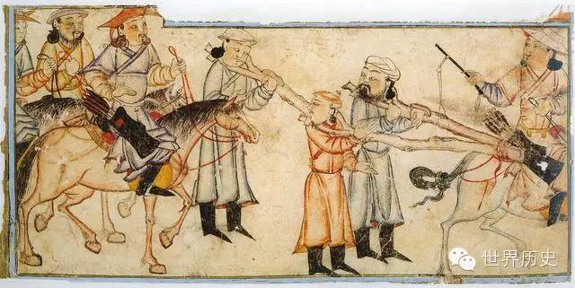 世界通史性巨著《史集》中的蒙古人(插图) 第33张