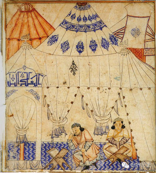 世界通史性巨著《史集》中的蒙古人(插图) 第34张