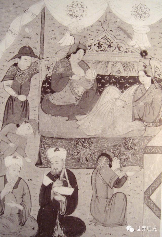 世界通史性巨著《史集》中的蒙古人(插图) 第35张