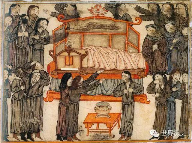世界通史性巨著《史集》中的蒙古人(插图) 第36张