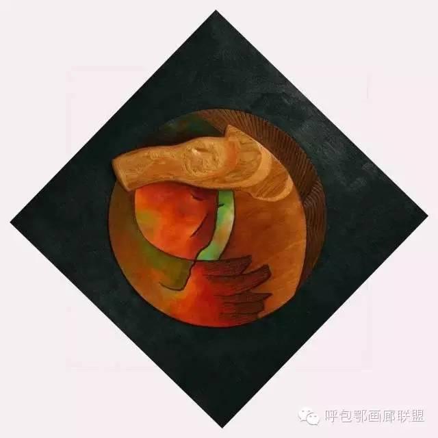 【艺玖文化·油画】 格日勒图作品欣赏 第14张