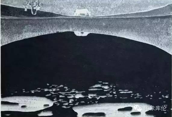 【赏析】库伦籍版画家王瑞峰作品欣赏 第10张