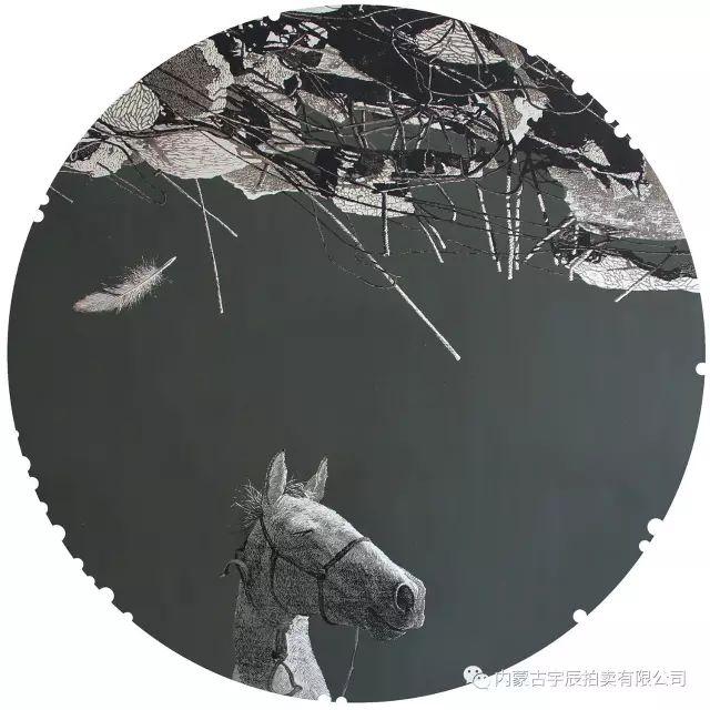 轮回 · 梦巢——胡日查(库伦画家) 第9张