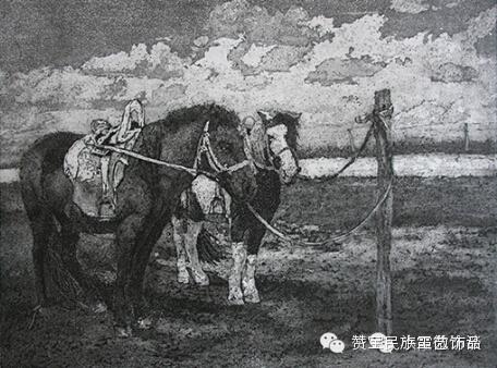 中国当代民族版画国际巡展将在蒙古国开展[组图] 第10张