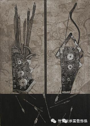 中国当代民族版画国际巡展将在蒙古国开展[组图] 第14张