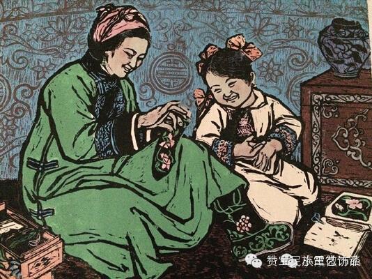 中国当代民族版画国际巡展将在蒙古国开展[组图] 第15张