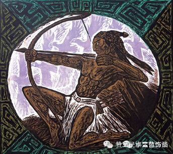 中国当代民族版画国际巡展将在蒙古国开展[组图] 第27张