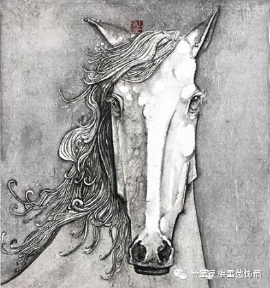 中国当代民族版画国际巡展将在蒙古国开展[组图] 第26张