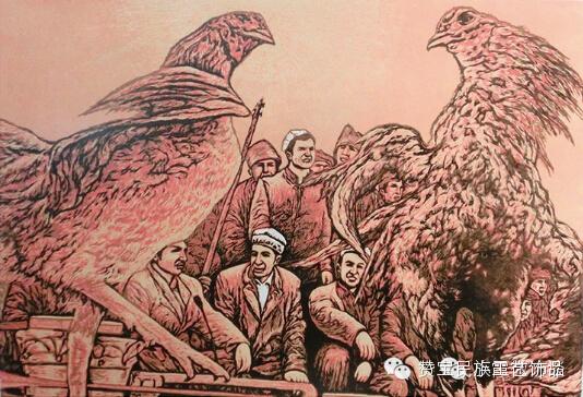 中国当代民族版画国际巡展将在蒙古国开展[组图] 第38张