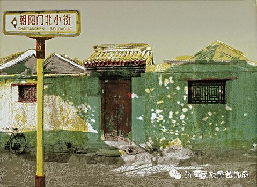 中国当代民族版画国际巡展将在蒙古国开展[组图] 第39张