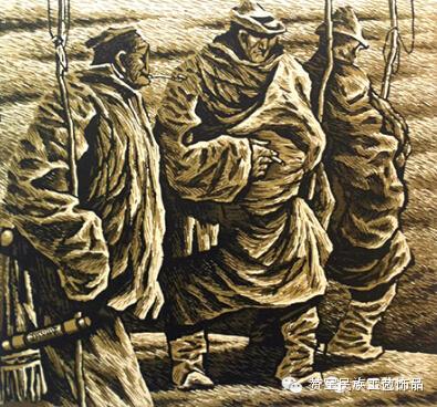 中国当代民族版画国际巡展将在蒙古国开展[组图] 第42张
