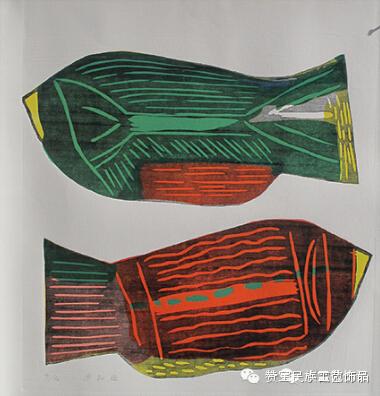 中国当代民族版画国际巡展将在蒙古国开展[组图] 第46张